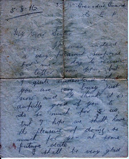 letter page 1 05.08.1916