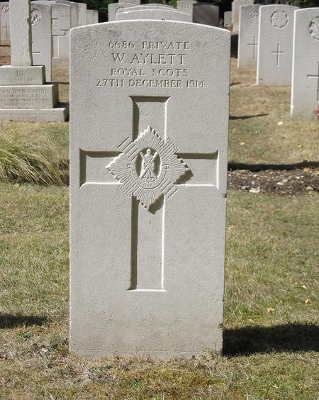Profile picture for William Aylett