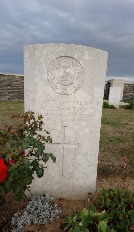 Profile picture for Frederick John Newton