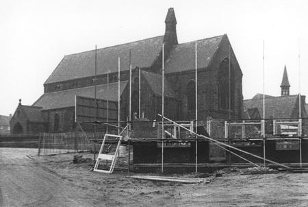 St John's Church, Barebones Barnsley