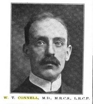 Profile picture for Walter Thomas Connell
