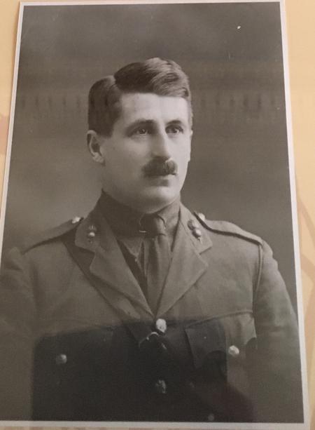 Profile picture for Gerald Arthur Hervey