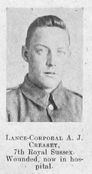 Profile picture for Arthur John Creasey