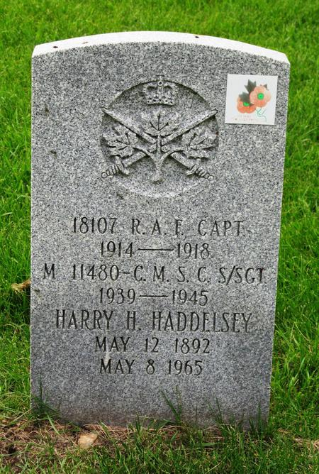 Profile picture for Henry Hannam Haddelsey