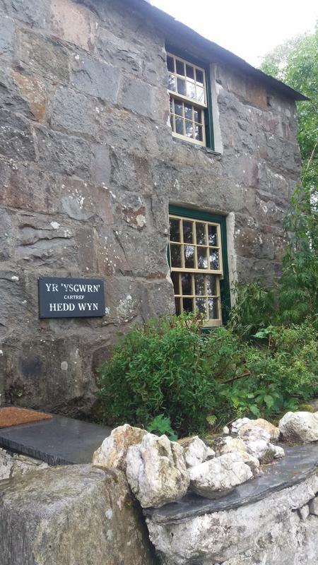 Yr Ysgwrn, where Hedd Wyn lived