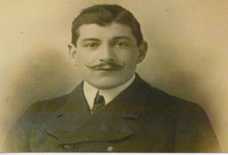 Profile picture for Victor William Hammett