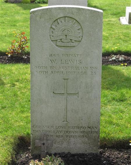Profile picture for William Lewis