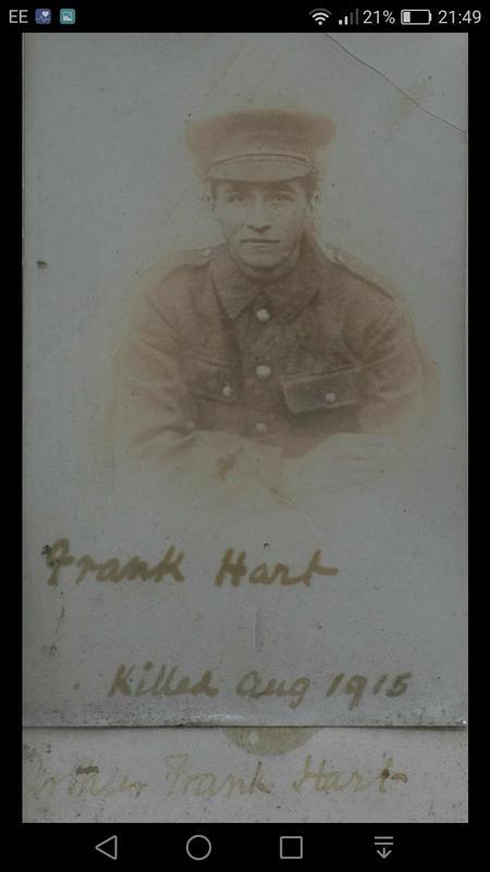 Profile picture for Arthur Frank Hart