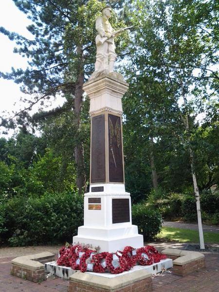 Thurnscoe War Memorial