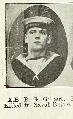 Profile picture for Percy George Gilbert
