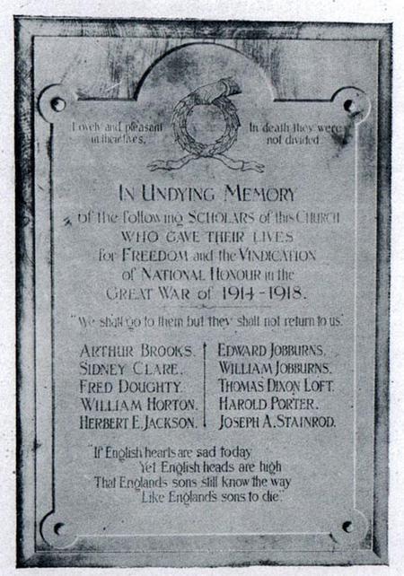 Cudworth Wesleyan Methodist Scholars