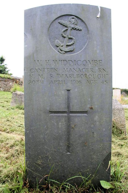 Profile picture for William Henry Widdicombe