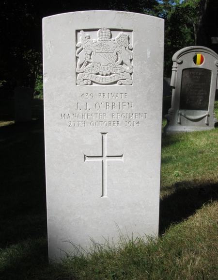 Profile picture for John James O'brien