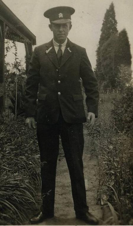 Profile picture for Bertie Turner