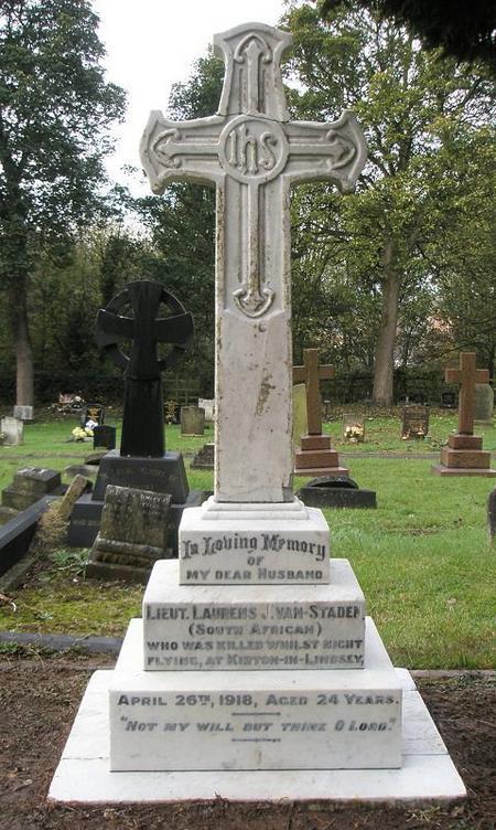 Profile picture for Laurens Jacobus Van Staden