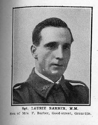Profile picture for Lawrence Walter Barber