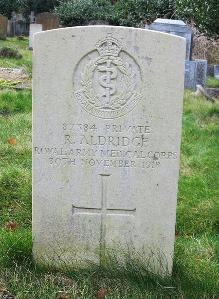 Profile picture for Robert Aldridge