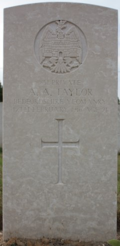 Profile picture for Albert Alexander Taylor