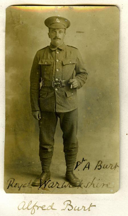 Profile picture for Alfred Burt