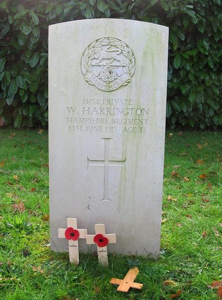 Profile picture for William Harrington