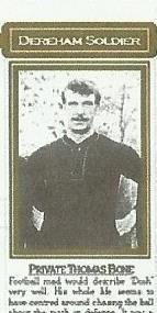 Profile picture for Thomas Bone