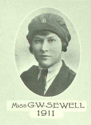 Profile picture for Geraldine Wickstead Sewell