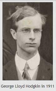 Profile picture for George Lloyd Hodgkin