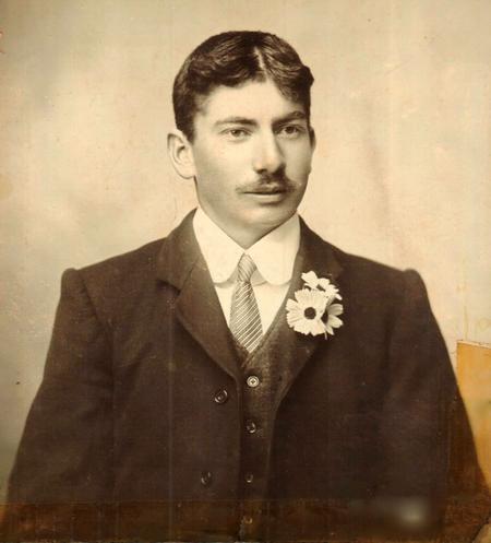Profile picture for Ronald William Ingram