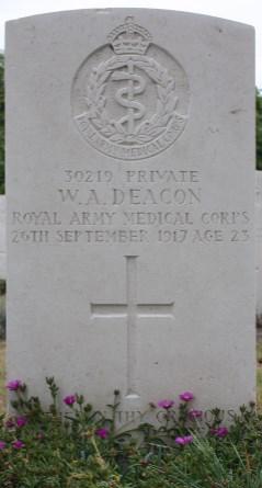 Profile picture for William Archie Deacon