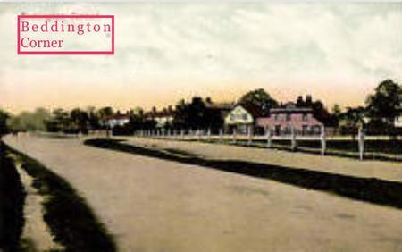 Beddington Corner.