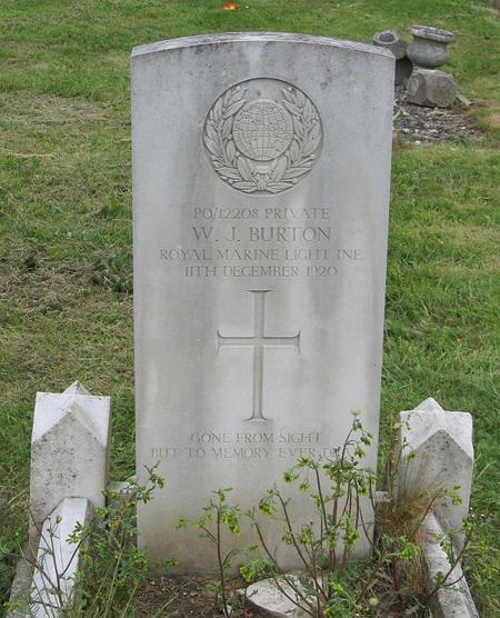 Profile picture for William John Burton