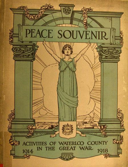 Waterloo County Peace Souvenir