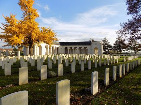 Le Touret Memorial, Pas de Calais, France 1
