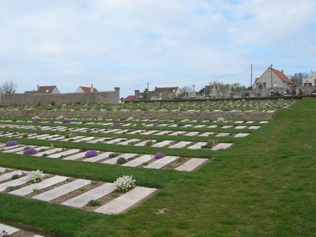 Wimereux Communal Cemetery, Pas de Calais 3