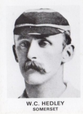 Profile picture for Walter Coote Hedley