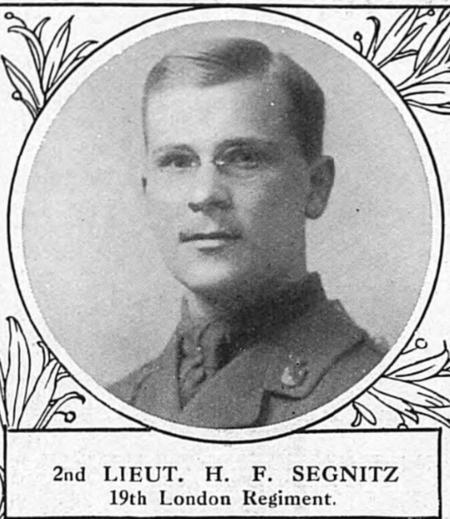Profile picture for Hermann Ferdinand Segnitz