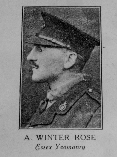 Profile picture for Algernon Winter Rose