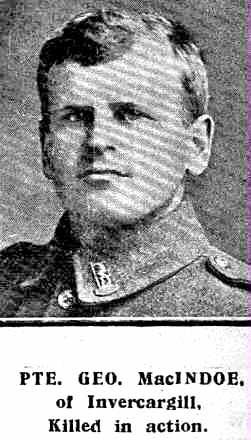 Profile picture for George Macindoe