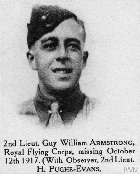 Profile picture for Guy William Armstrong