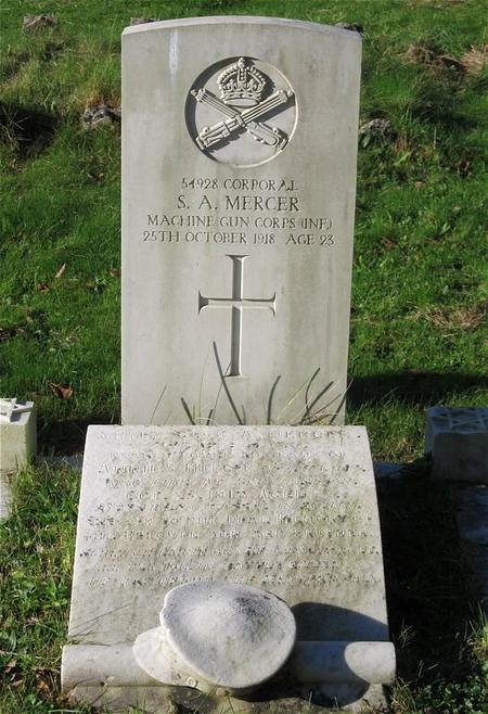 Profile picture for Sydney Albert Mercer