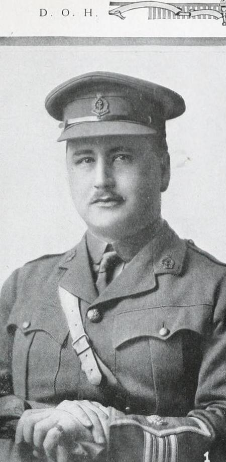 Profile picture for Percival Keith Menzies