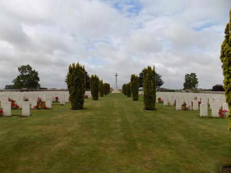Mendinghem Military Cemetery, West-Vlaanderen 1