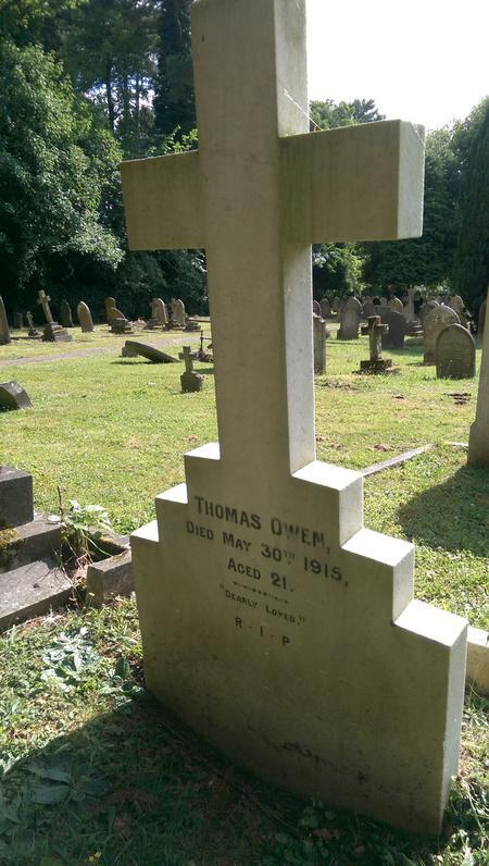 Profile picture for Thomas Owen