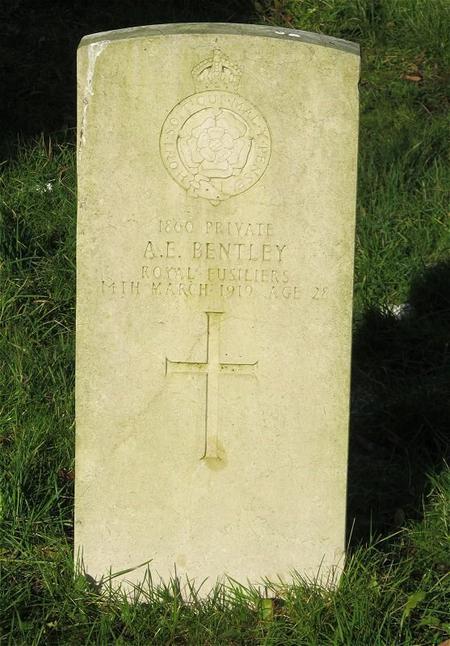 Profile picture for Arthur Edgar Bentley