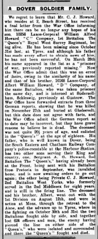 Dover Express 23 July 1915