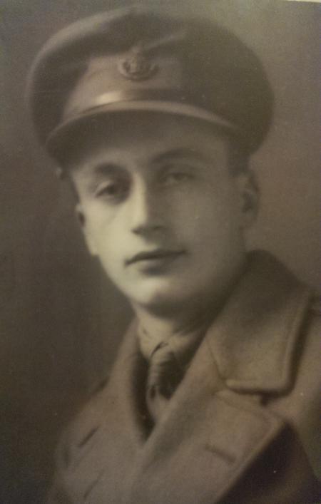Arnold Barker