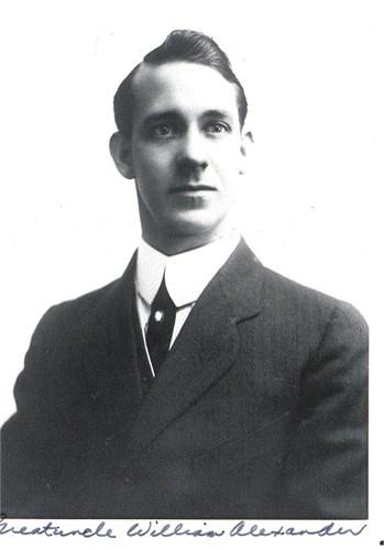 Profile picture for William Alexander