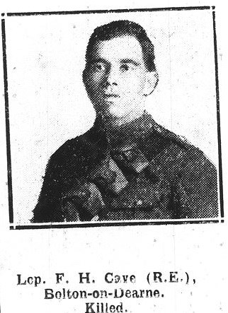 Profile picture for Frederick H Cave
