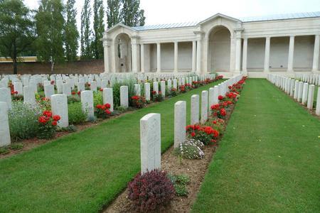 Faubourg D'Amiens Cemetery, Arras, Pas de Calais 1