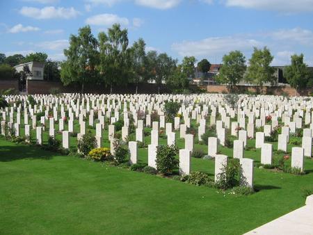 Faubourg D'Amiens Cemetery, Arras, Pas de Calais 3